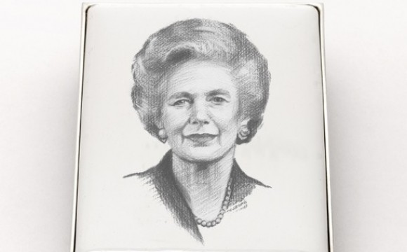 Lady Thatcher box released at Halcyon Days