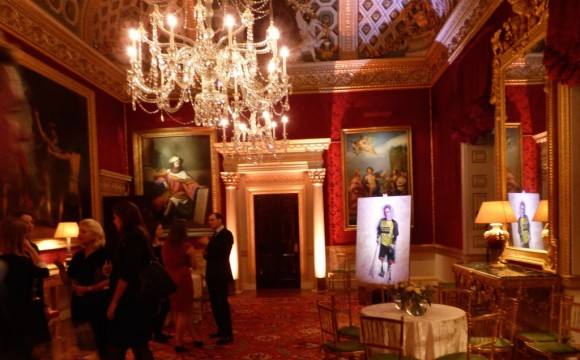 Style for Soldiers Christmas Party, Spencer House