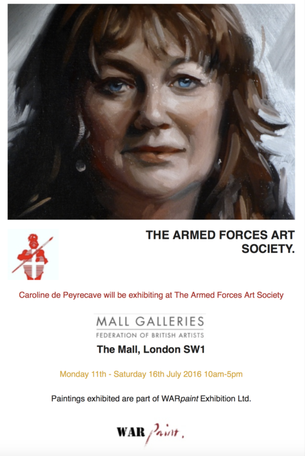 Armed Forces Art Society Exhibition 2016