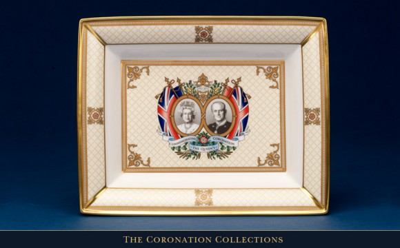 Halcyon Days, The Coronation Portraits