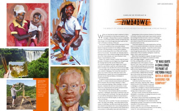 Artists and Illustrators Magazine